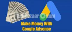 Ready Website With Google Adsense Sale