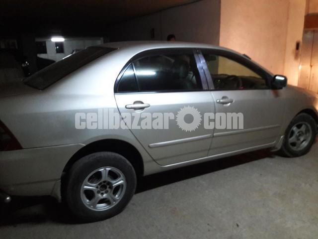 X Corolla 2003 - 3/5