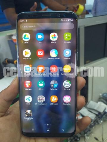 Samsung S8+ - 1/2