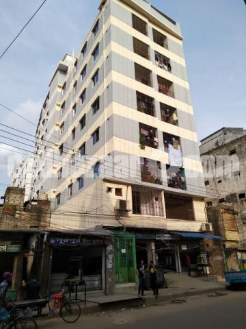Ready flat near at Judge court, Dholaikhal, Nawabpur, Wari. - 1/3