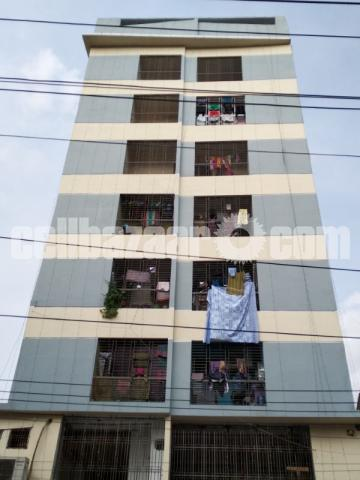 Ready flat near at Judge court, Dholaikhal, Nawabpur, Wari. - 3/3