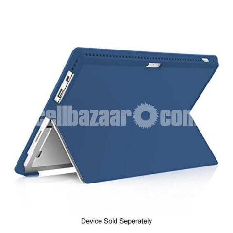 new product 9ea56 00b51 Incipio Feather Advance Thin Case for Microsoft Surface Pro 3 - Dark Blue