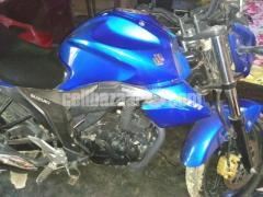 Suzuki gixxer bike urgent sell - Image 2/2