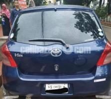 Toyota Vitz (New shape)