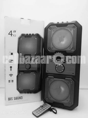 Karaoke Kts 1048 Portable Bluetooth Speaker Motijheel Cellbazaar Com Buy Sell Property Jobs In Bangladesh