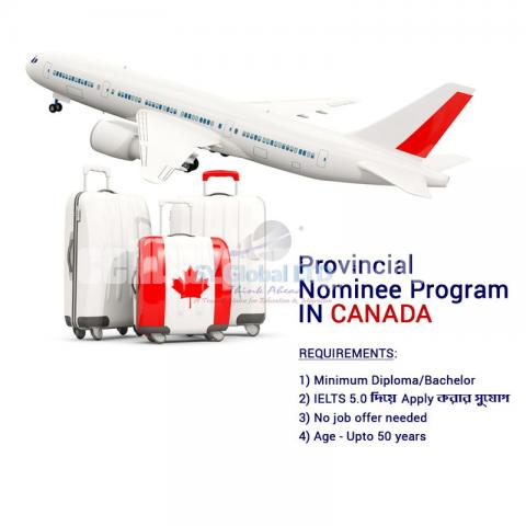 Canada immigration - 1/1