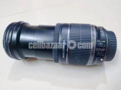 Canon 18-200 mm Zoom/Tele Lens fresh