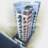 Exclusive 1550 sft  Apartment for sale @ Mirpur-6