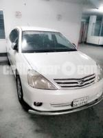 Toyota Allion for sale.