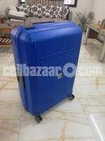VIP Guardian 29 Inch Hard Case Theft Proof Suitcase