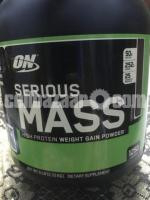 Serious Mass from America