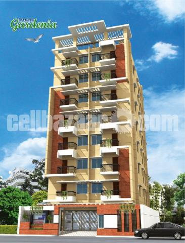 1350 sqft exclusive flat for sale at Mirpur 10, Dhaka. - 1/4