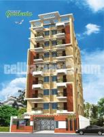 1350 sqft exclusive flat for sale at Mirpur 10, Dhaka.
