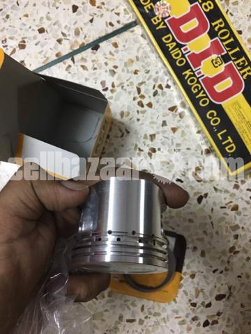 Honda CD200 Piston - 1/1
