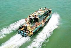 High Speed Aluminium Boat