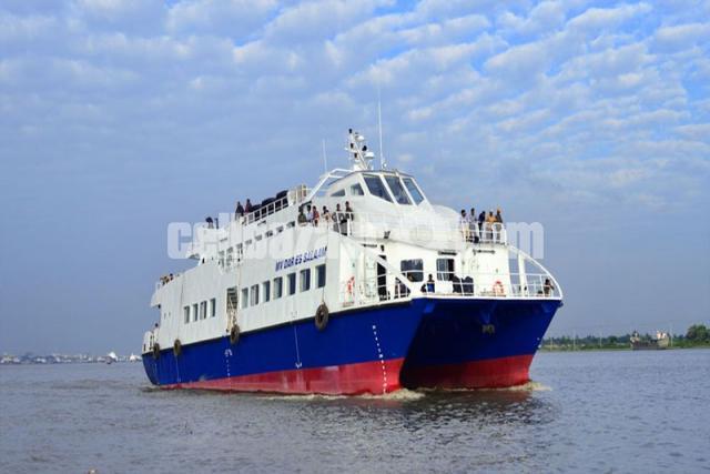 High Speed Aluminium Boat - 2/5