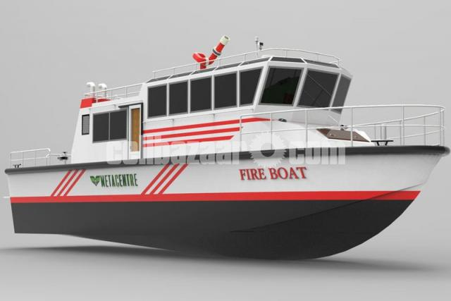 High Speed Aluminium Boat - 5/5
