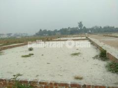 3 katha ready plot sale at keranigonj