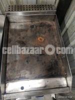 HOTPLATE GAS/BURNER FLATBED