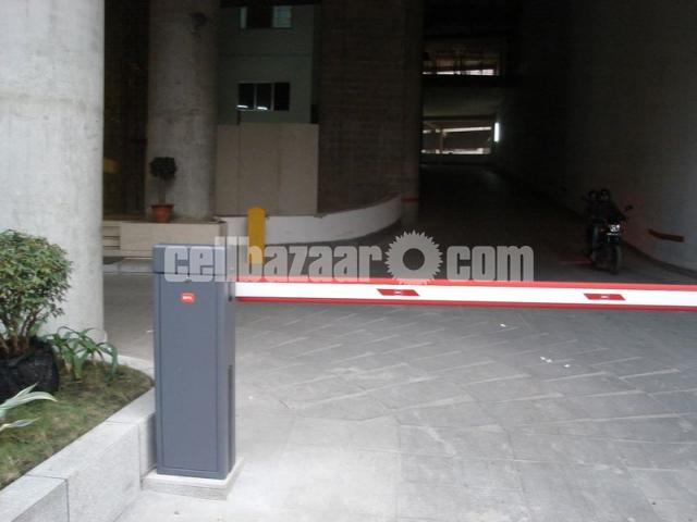 Full Automatic Parking Barrier BFT