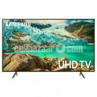 """55"""" RU7100 Flat Smart 4K UHD TV samsung 2019"""