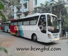 Exotic Bus Rentals In Dhaka Bangladesh