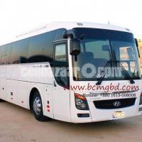 Ac Coach And Minibus Hire In Bangladesh