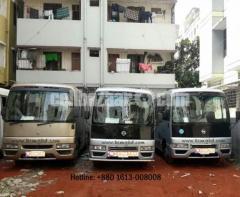 Ac Bus Rental Agency In Uttara