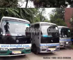 Monthly Bus  rent Service In Uttara Dhaka