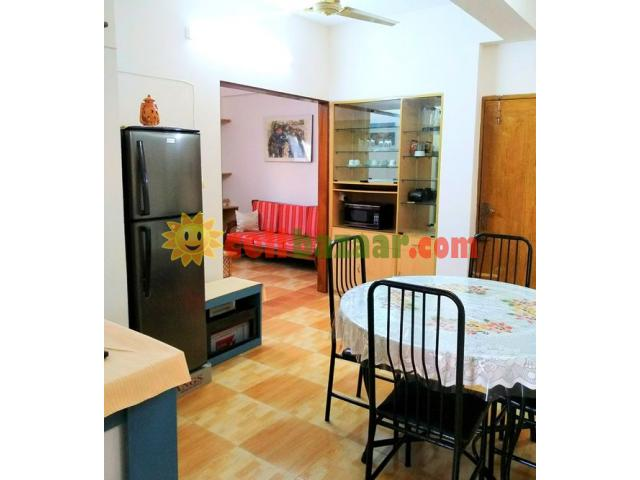 Fully furnished flat for long/short term rent at Uttara