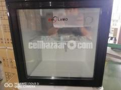 LAMO Brand Showcase Refrigerator(CFC-Free,100% Foreign Built-up{CBU{), )