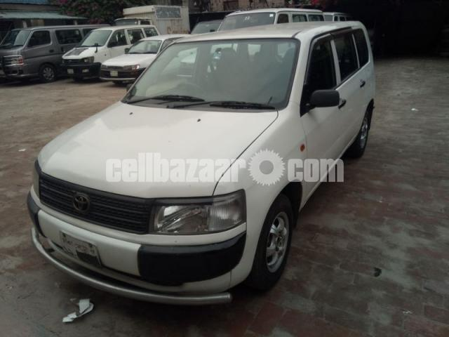 Toyota Probox Model 2002, Registration: 2007 - 1/5