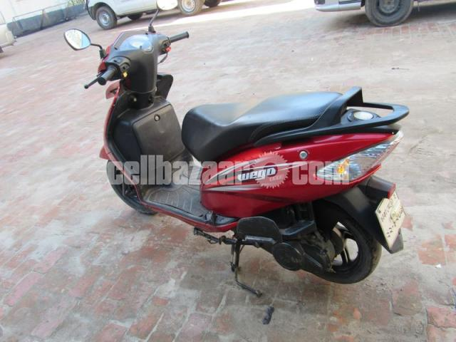 TVS WEGO  Scooter, Model: 2015,Registration: 2016 - 2/3