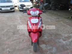 TVS WEGO  Scooter, Model: 2015,Registration: 2016 - Image 3/3