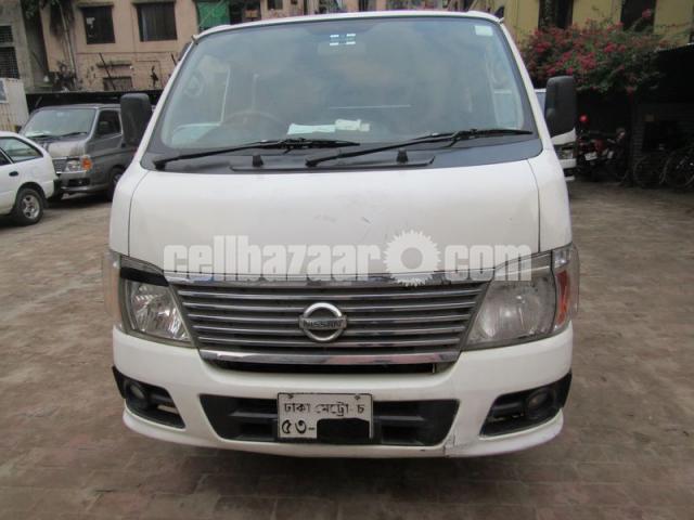 Nissan Urvan, Model: 2011 - 1/5