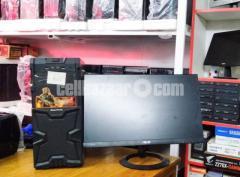 "Brand New Core i3 + 1 TB HDD 8 GB Ram 22"" IPs Monitor"