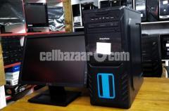 """NEW কম্পিউটার 1000GB & 4GB পিসি Dell 20"""" Monitor"""