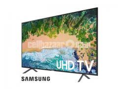 SAMSUNG 75NU7100 4K HDR SMART FLAT TV