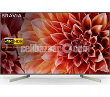 Sony Bravia X8577F Large 55-inch 4K LED Android TV