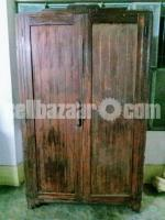 Antique Wooden Almira 100 years old - for Antique Lovers