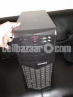 core  i3 cpu only with 4 gb ram 320 gb hard drive