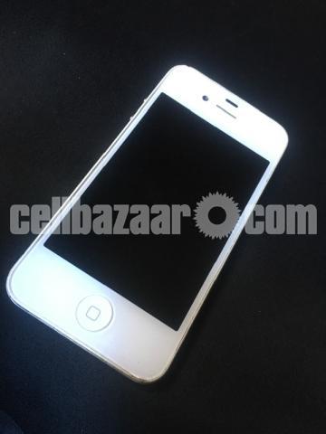 I phone 4 (8 gb white) - 2/4