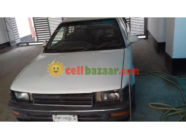 Toyota wagon - 1/2