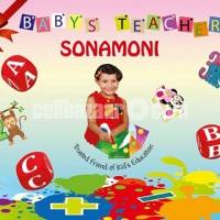 Baby's Teacher Sonamoni
