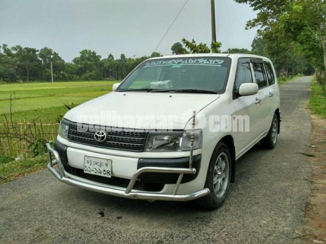 Toyota Probox 2003 - 2/5