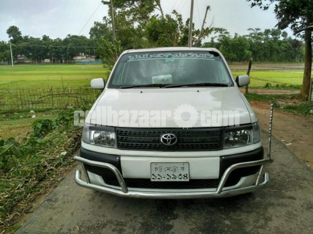Toyota Probox 2003 - 5/5