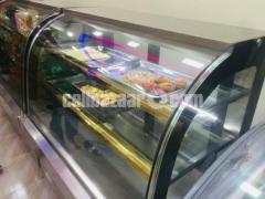Food display fridge  (NORMAL)
