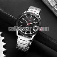 WW0550 Original Curren Day Date Chain Watch