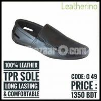 Loafer Sandal Shoe( 100%Leather)code-G49
