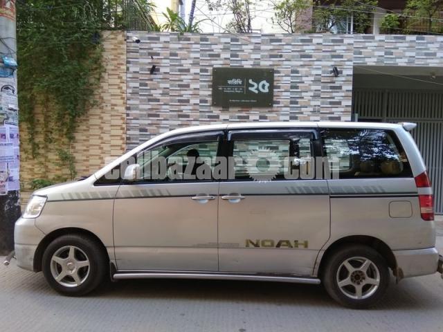 Low Cost - Microbus Rental (Noah X-2002) - 1/3